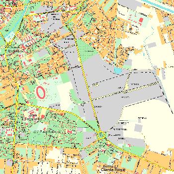 harta Timisoara map of Timisoara